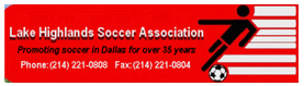 Lake Highlands Soccer Association
